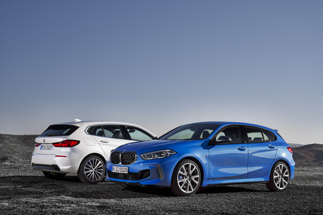 BMW 1 Serisi yenilendi