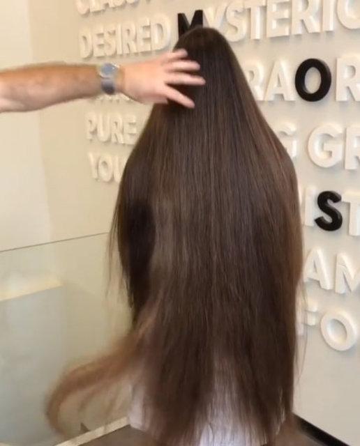 Saçlarını kestirenlerin öncesi sonrası fotoğrafları