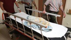 Bursa'da 10 aylık bebek yatağında ölü bulundu