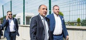 Aziz Yıldırım ve Fenerbahçe Yönetimi Silivri'de