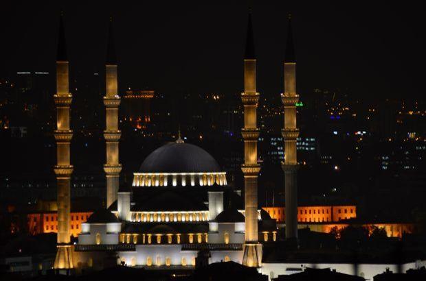 Ankara iftar vakti 2019!