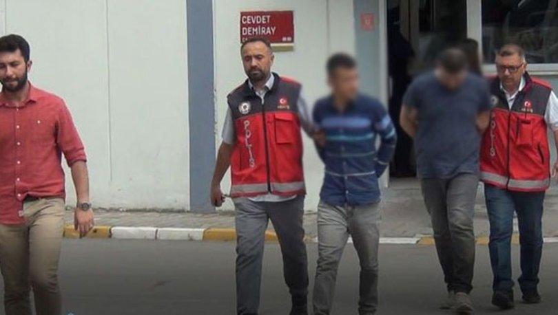 Balıkesir'de kar maskeli soyguncular tutuklandı
