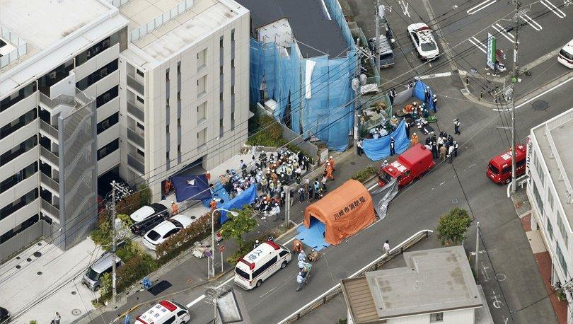 Japonya'da ilkokul öğrencilerine bıçaklı saldırı: 2 ölü