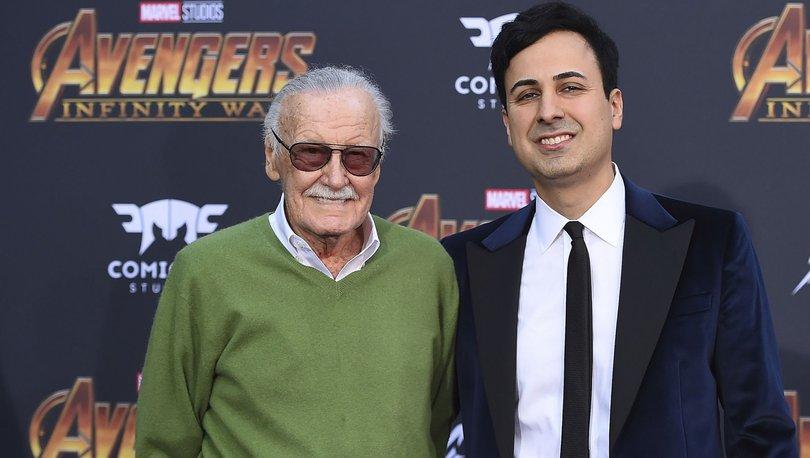 Menajeri Stan Lee'nin parasını çaldı!