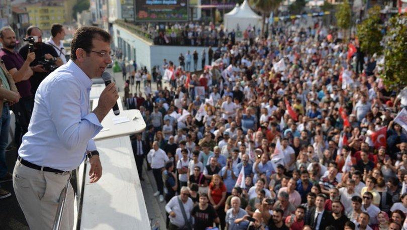 Ekrem İmamoğlu'ndan Arnavutköy'de açıklamalar