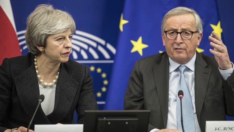 Juncker: Brexit yeniden görüşülmeyecek