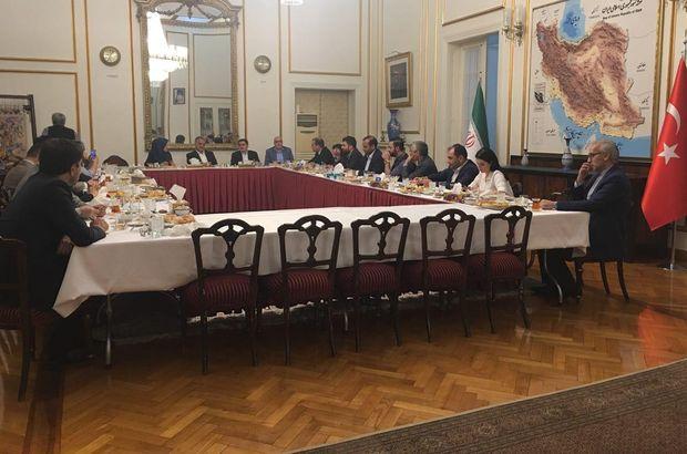Türkiye-İran hattında yeni mekanizmalar