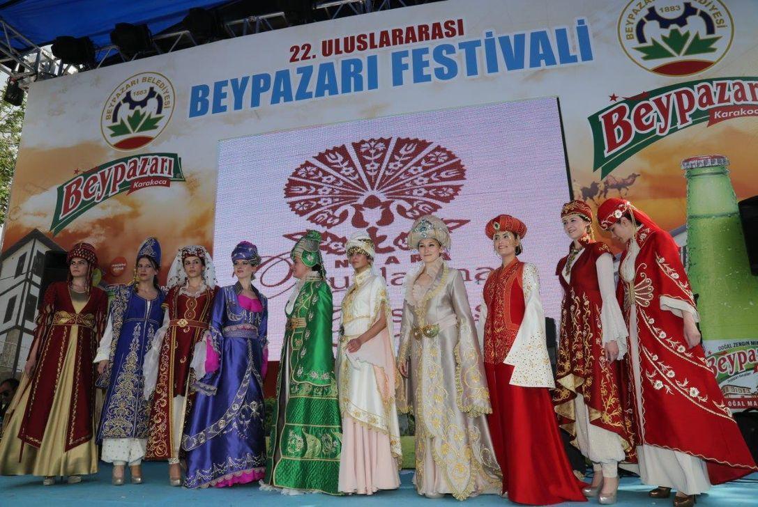 Uluslararası Beypazarı Festivali'ne 50 bin ₺'lik yardımda bulunuldu.