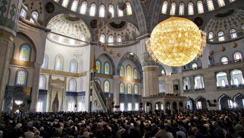 Diyanet Ankara Cuma namazı saat kaçta? 31 Mayıs Cuma Ankara Cuma namazı saati