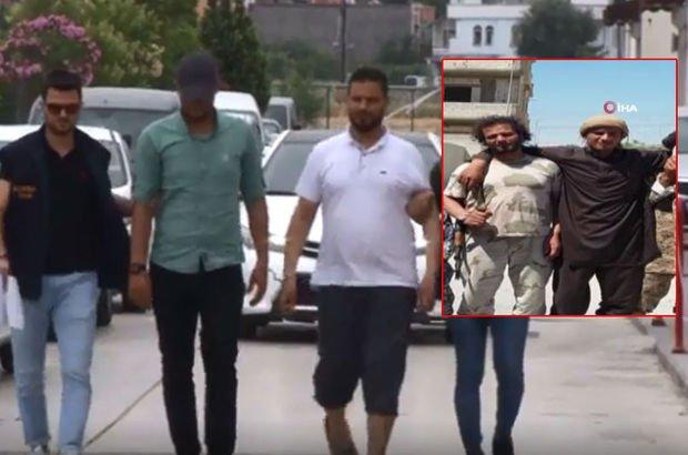 Adana'da operasyonla yakalandılar