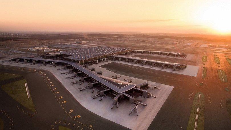 İstanbul Havalimanı yolcu sayısı