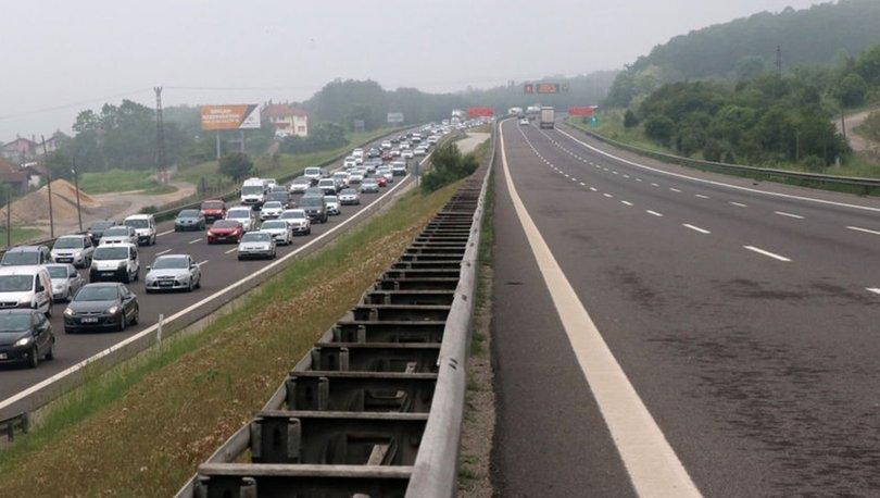 anadolu otoyolu trafik