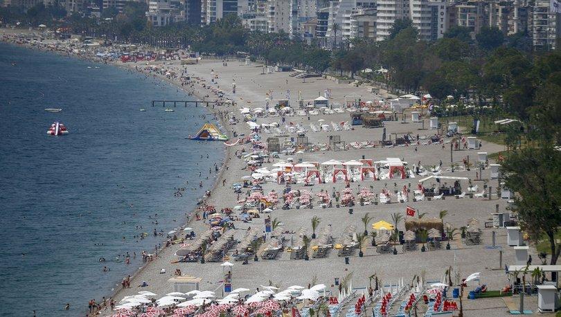 Antalya ve Muğla turizm
