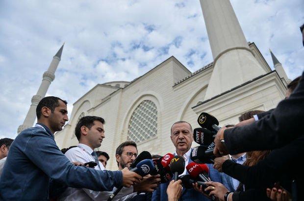 Cumhurbaşkanı Erdoğan: S400'den geri adım yok