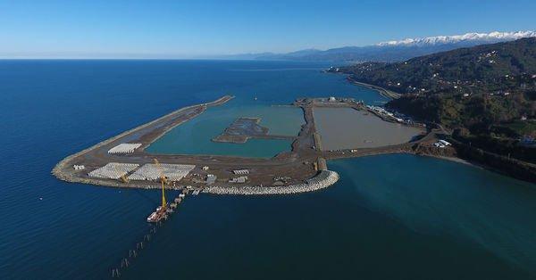 Denize ikinci havalimanı 2 yıl erkene alındı
