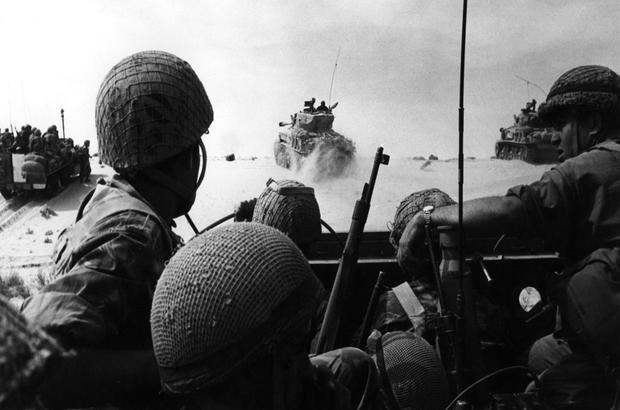 52  yılında 1967 Arap-İsrail Savaşı: Orta Doğu'yu sarsan 6 gün
