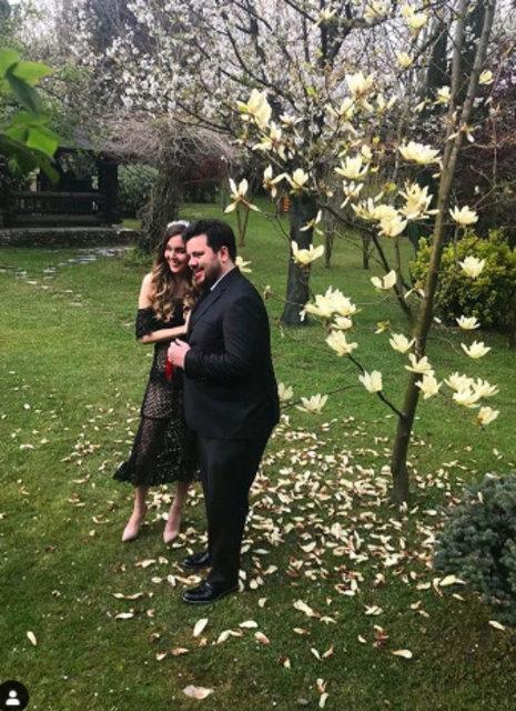 Eser Yenenler ile Berfu Yıldız evlendi - Magazin haberleri