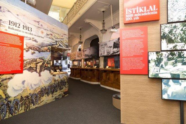 İstiklal Sergisi'ne rekor ziyaretçi