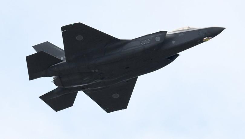 F-35 - Japonya: Uçak büyük olasılıkla pilotun başı döndüğü için düştü