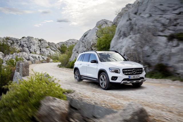 Mercedes-Benz GLB tanıtıldı
