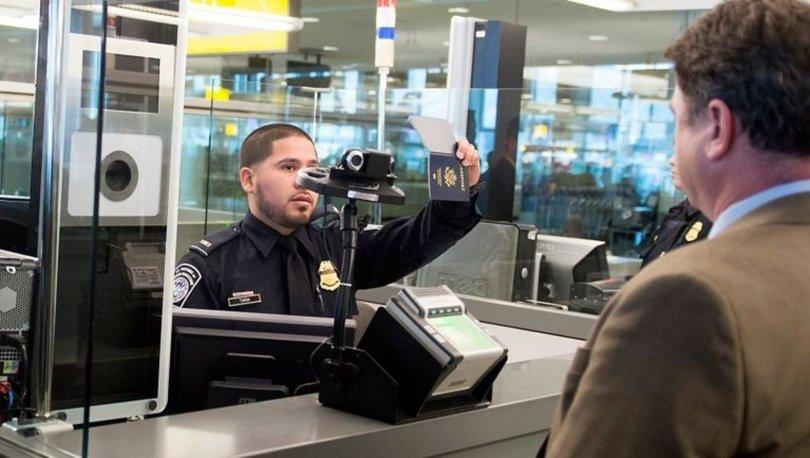 abd pasaport kontrol
