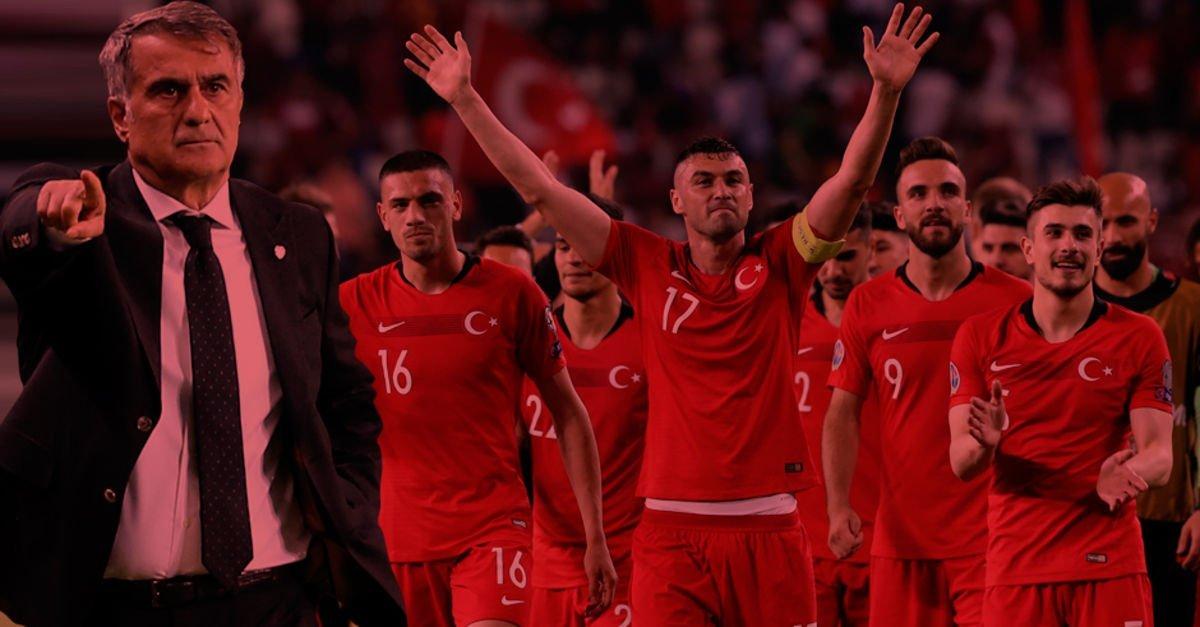 türkiye-Andorra maçının muhtemel 11'leri ile ilgili görsel sonucu