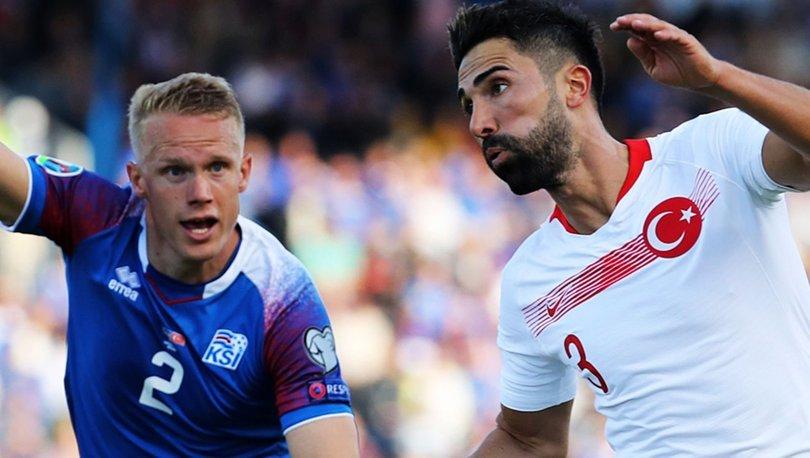 İzlanda Türkiye maçı hangi kanalda