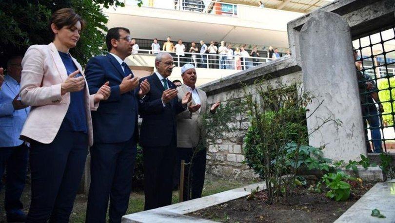 Kemal Kılıçdaroğlu, Ekrem İmamoğlu