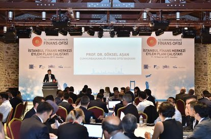 İstanbul Finans Merkezi Eylem Planı Çalıştayı