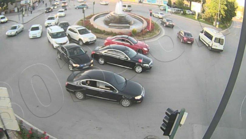 trafik magandası
