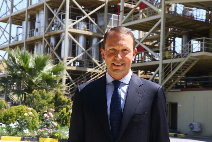 Türkiye Biyodizel Sanayi Derneği Başkanı Selçuk Borovalı