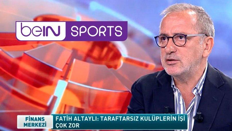 Fatih Altaylı: Digiturk 'TL bazında anlaşmak istiyorum' diyor!