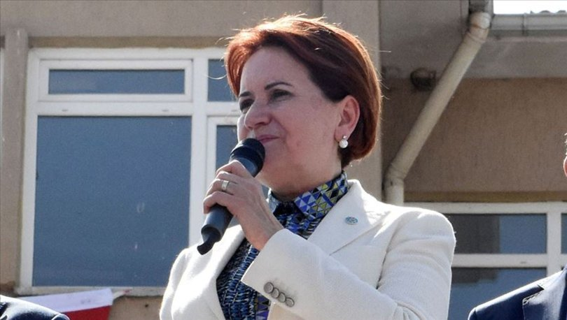 İYİ Parti Genel Başkanı Akşener