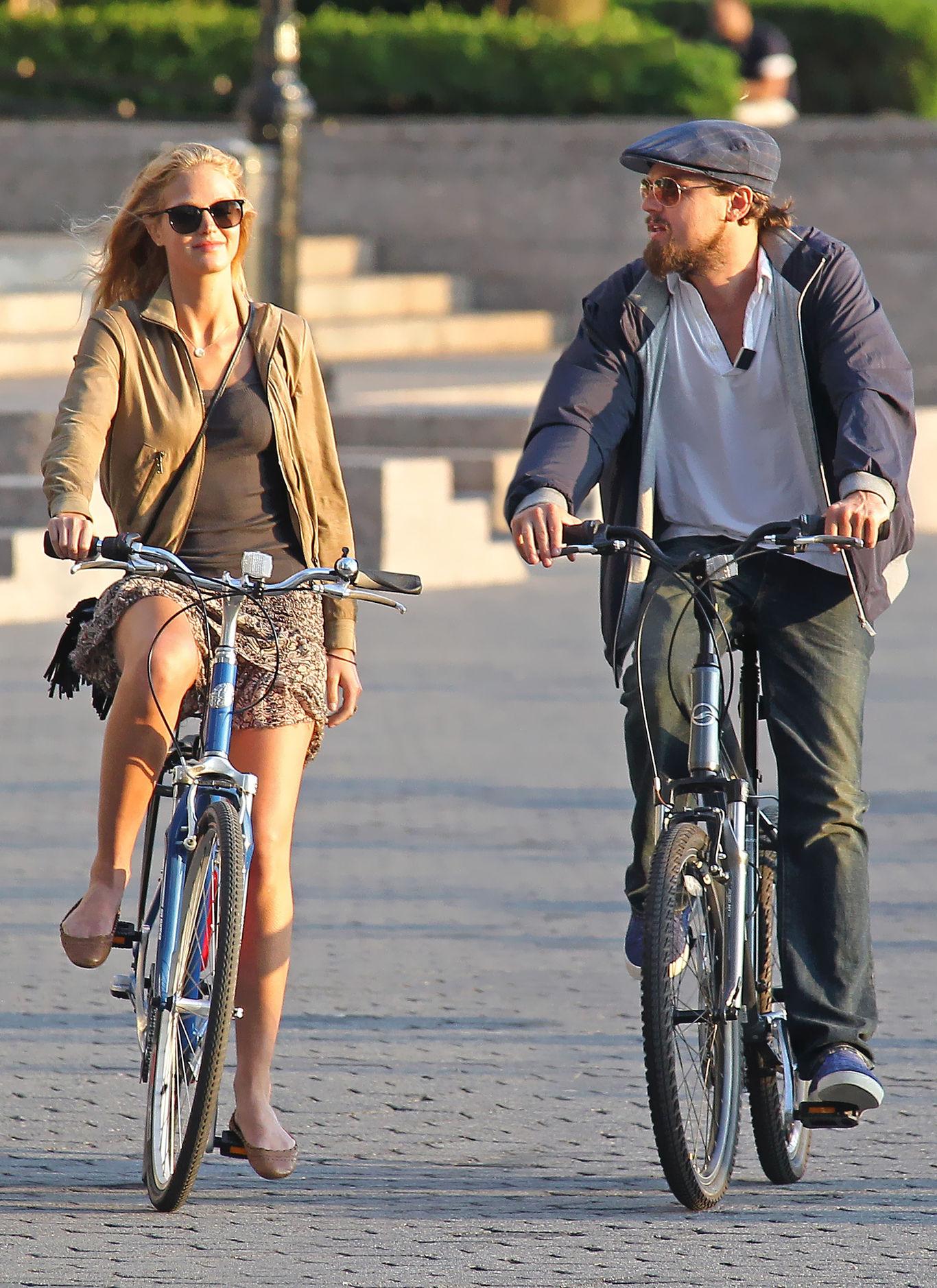 Bar Rafaeli ile Leonardo Di Caprio ile aşk yaşamıştı.