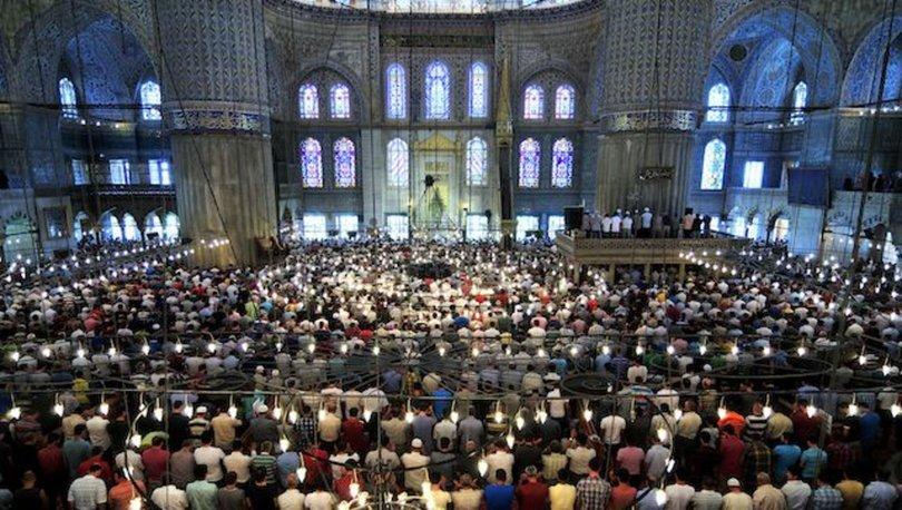 İstanbul Cuma namazı