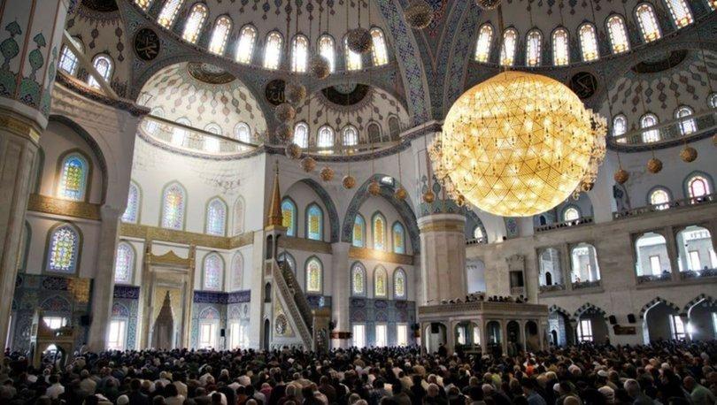 Ankara Cuma namazı