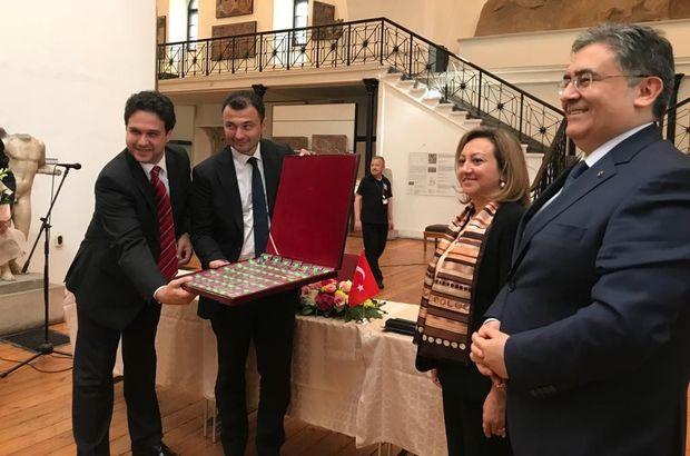 Bulgaristan 63 tarihi eseri iade etti