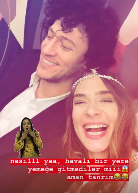 Müge Boz ile Caner Erdeniz evlendi - Magazin haberleri