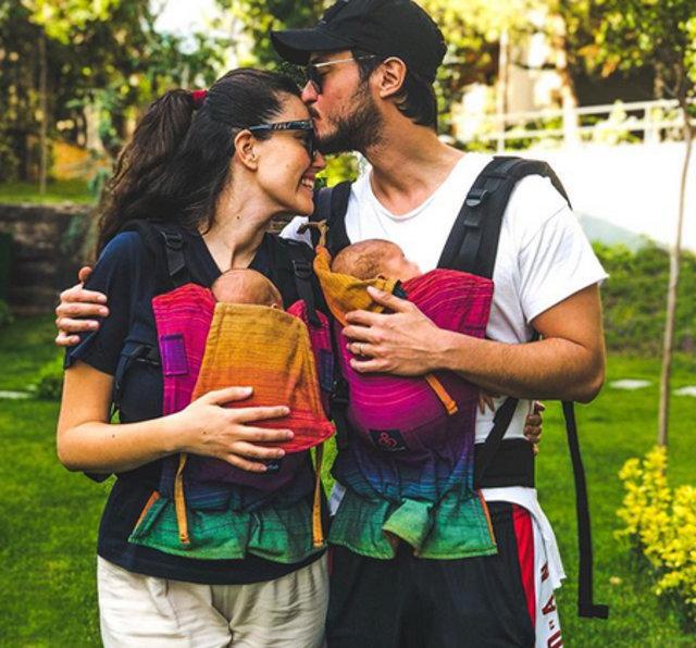 Anıl Altan'dan ikizler paylaşımı - Magazin haberleri