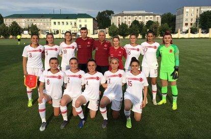 Kadın A Milli Futbol Takımı