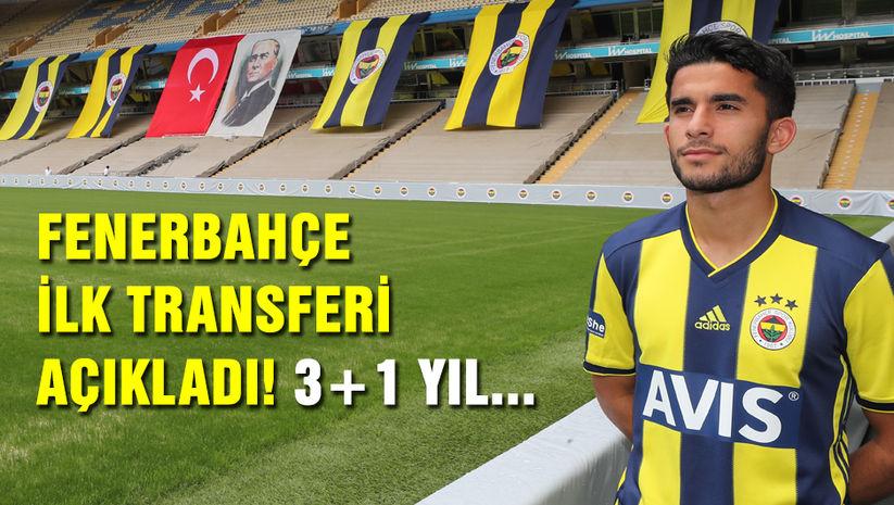 Fenerbahçe ilk imzayı attırdı!