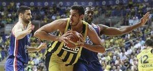 Fenerbahçe seriyi eşitledi!