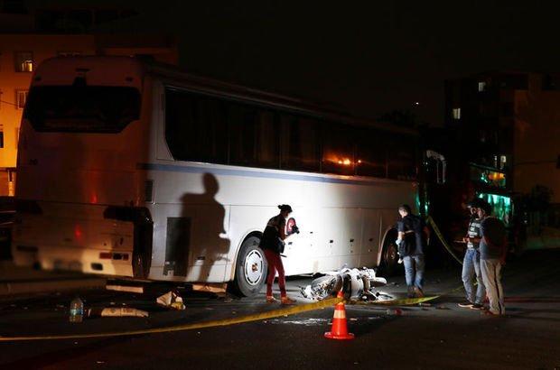 İzmir'de motosiklet kazası: 1 ölü, 1 yaralı