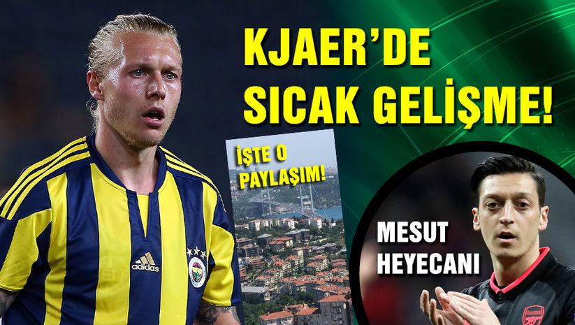 Fenerbahçe'den son dakika transfer haberleri