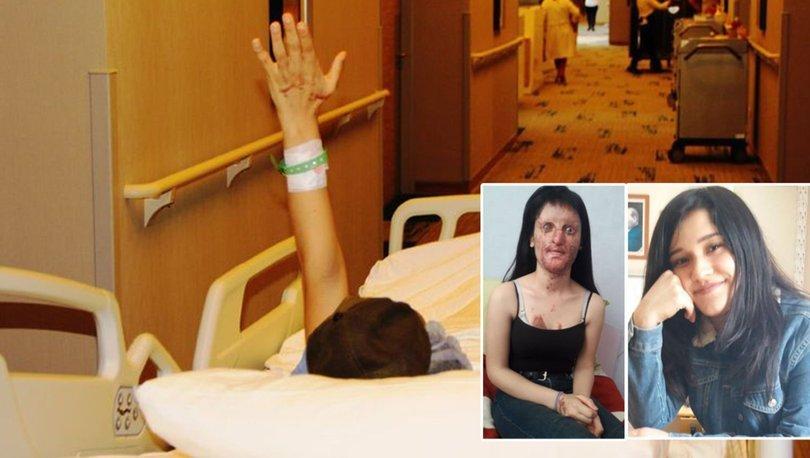 Berfin Özek ameliyata girdi