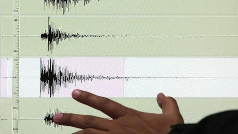SON DAKİKA! Çin'de 6 büyüklüğünde deprem! 17 Haziran son depremler