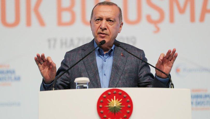 SON DAKİKA! Cumhurbaşkanı Erdoğan: Davaya kırgınlık asla olmaz