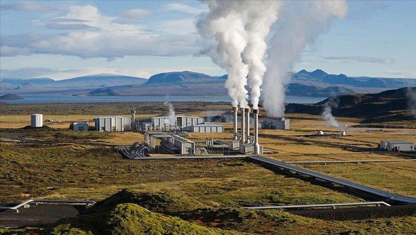 Türkiye'nin jeotermal enerjide kurulu kapasitesi