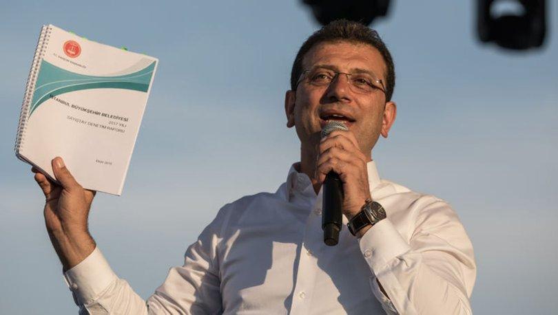 Son dakika seçim açıklaması: Sayıştay'dan Ekrem İmamoğlu'nun iddiaları hakkında yeni açıklama