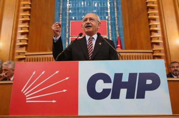 CHP liderinden açıklamalar